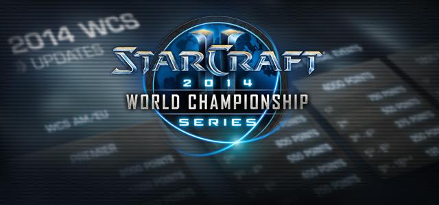 星际WCS2014第二赛季美洲区挑战赛:Jim等冲击S级