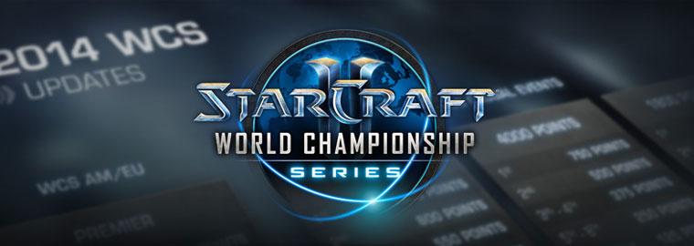 星际2 WCS美洲区2014第三赛季中国选手晋级名单