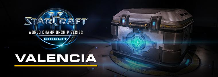 《星际争霸2》战争宝箱将在WCS瓦伦西亚站公布