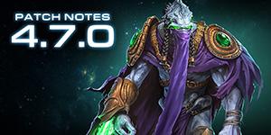 《星际争霸II》4.7.0版本更新说明