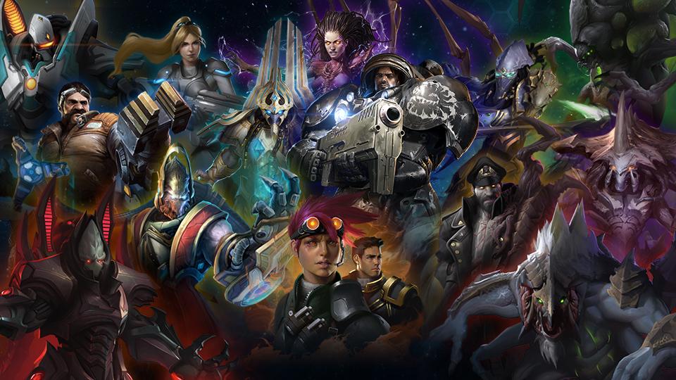 《星际争霸II》4.2.0版本更新说明:合作英雄大改动