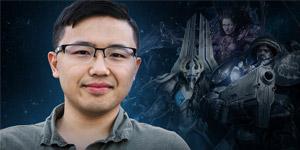 "合作任务设计师Kevin ""monk"" Dong分享星际生涯"
