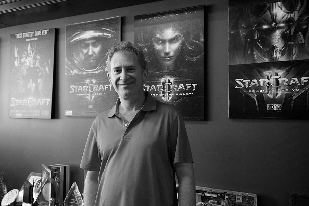 Mike Morhaime回望《m88明升》竞技二十周年