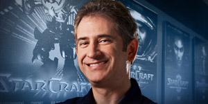 Mike Morhaime 回望《星际争霸》竞技二十周年