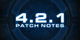 《星际争霸II》4.2.1版本更新说明