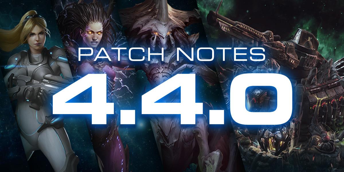 《星际争霸II》4.4.0版本更新:俄语播报员上线