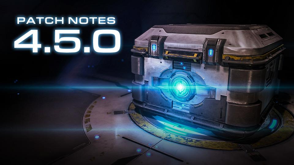 《星际争霸II》4.5.0版本更新说明