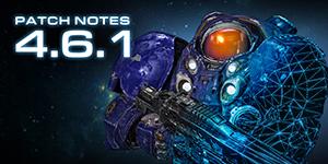《星际争霸II》4.6.1版本更新说明