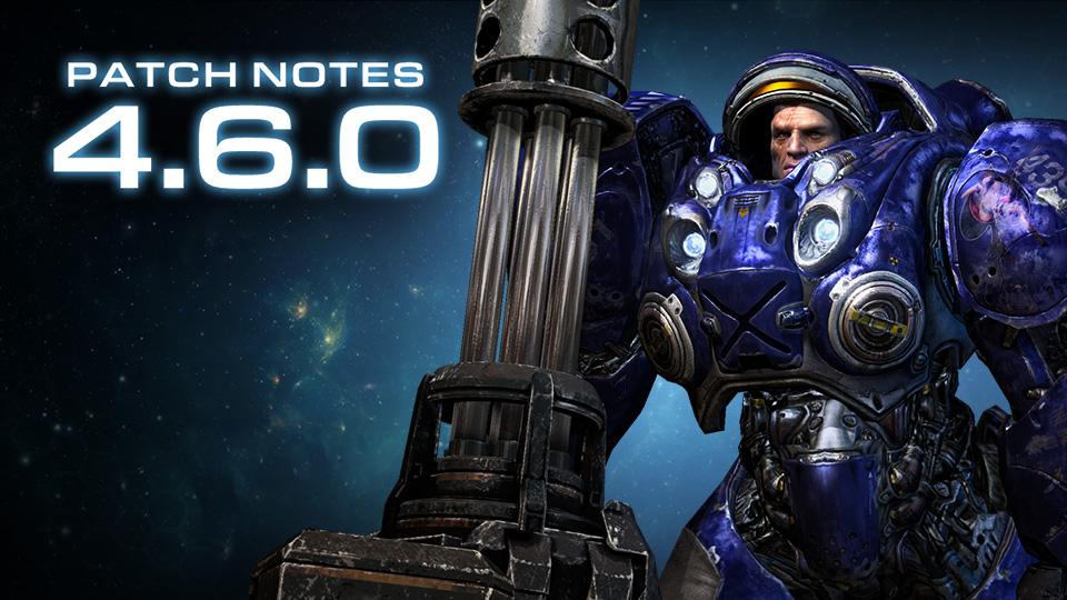 《星际争霸II》4.6.0版本更新:合作英雄泰凯斯上线